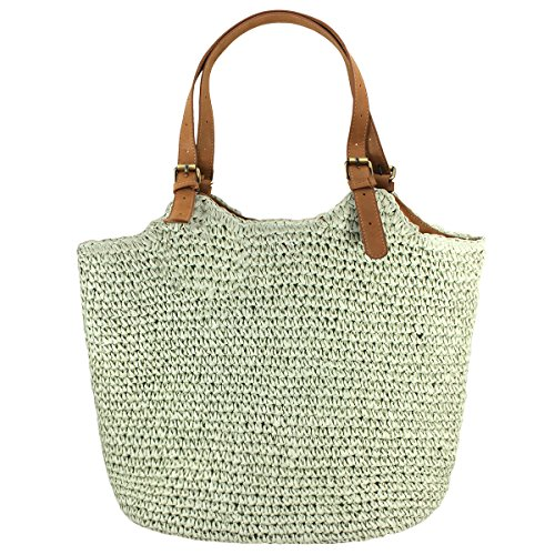 straw-studios-womens-straw-and-leather-tote-honeydew-green-brown