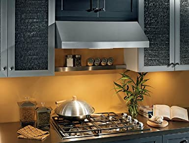 Amazon.com: Broan APE130SS Energy Star Qualified Under Cabinet Range Hood,  30 Inch, Stainless Steel: Appliances