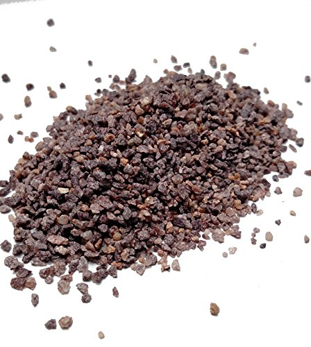 Small Scale Granite Gravel for Miniature Gardens, Fairy Gardens, Model Railways and Wargaming. (Micro Brown/Red 8oz) (Patio Base Gravel)