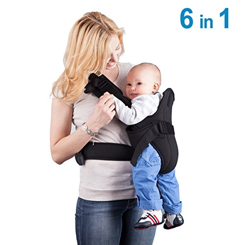 MixMart Position Ergonomic Breathable Detachable