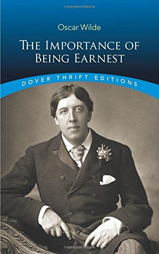 The Importance of Being Earnest (Dover Thrift Editions) 1st (first) edition