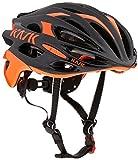 Kask Mojito Helmet, Black/Fluo Orange, Small