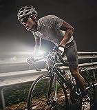 Aduro Bike Light Headlight and Taillight USB