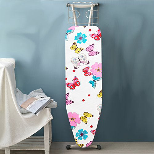 hodecor extra thick ironing board cover 18 x 54