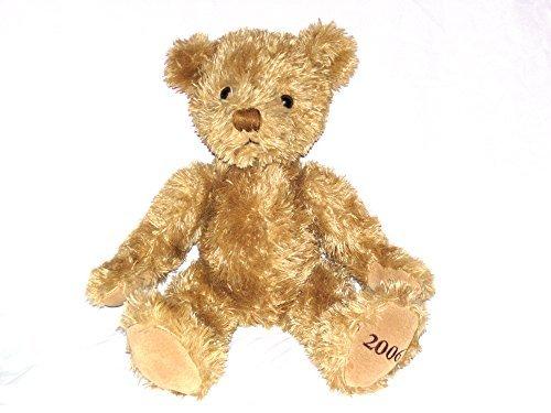 "Price comparison product image 2006 Burberry Brown Bear Plush 11"""