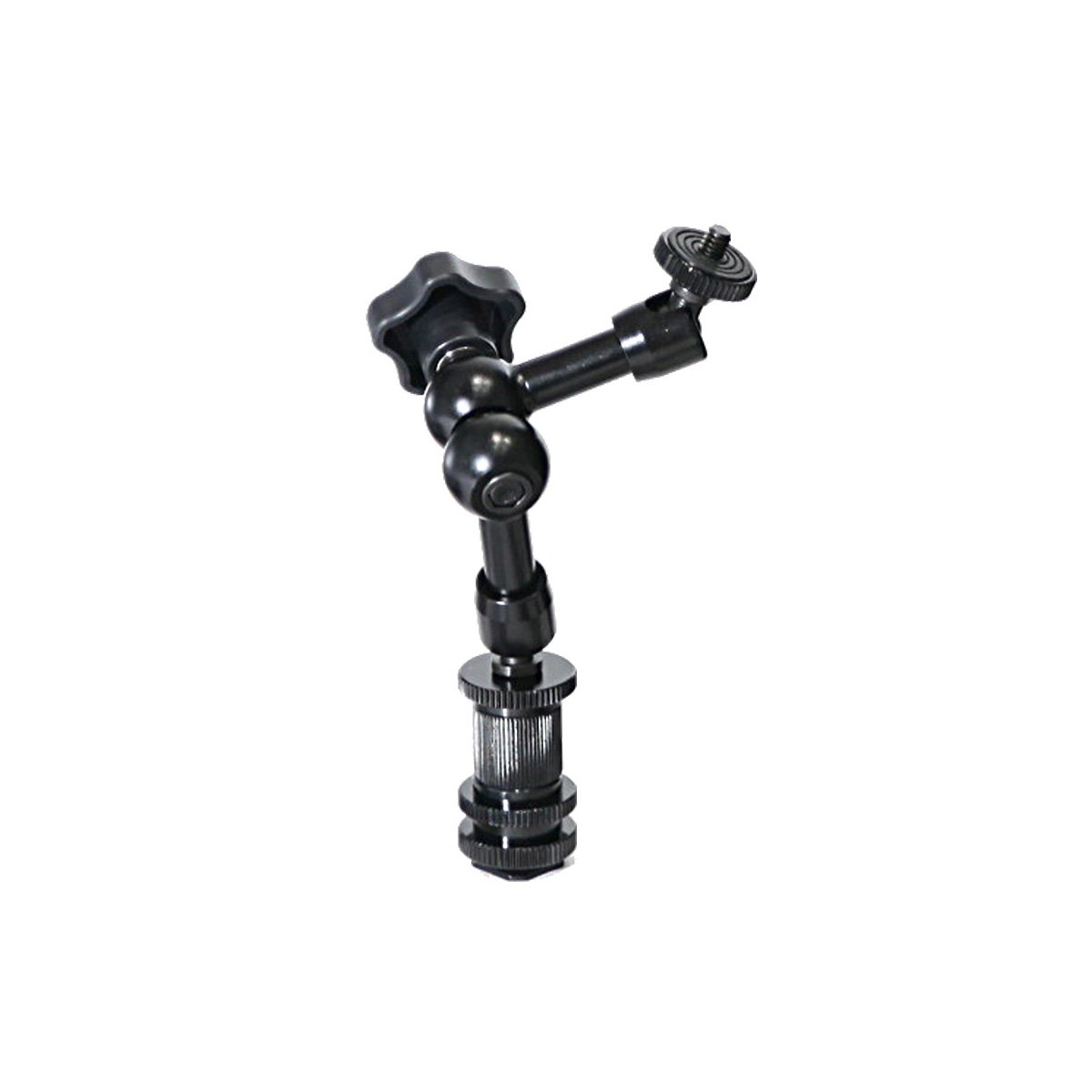 ProAm USA Articulating Accessory Shoe Arm for LCD Monitors