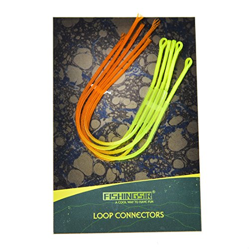 FishingSir Fishing Braided Tippet Connectors