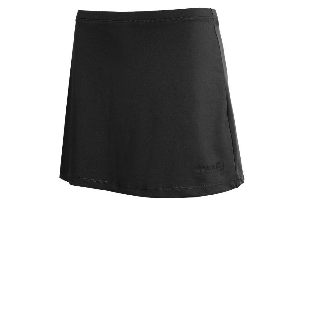 TALLA 116. Stanno–Falda Deportiva para Mujer, Color Negro