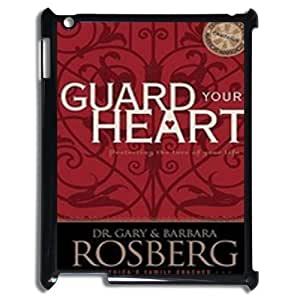 Guard Your Heart New Fashion Case for Ipad 2,3,4, Popular Guard Your Heart Case
