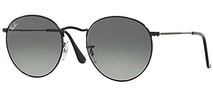 4e0ff25e2 RAYBAN Men's 0RB3447N 002/71 50 Sunglasses, Black/Graygreen: Amazon ...