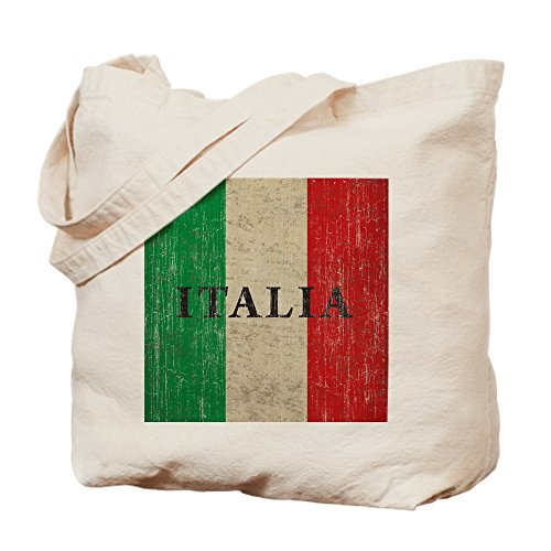 Shopping Cloth Canvas Natural Bag Bag CafePress Vintage Italia Tote wY0f66q