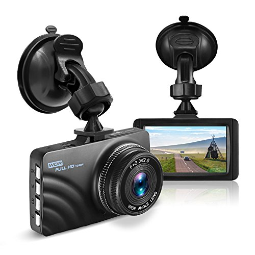 We Analyzed 4 596 Reviews To Find The Best Car Dash Cam Pro Hd 1080p