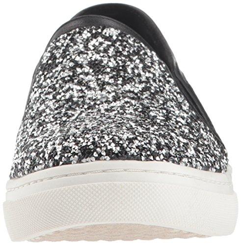 Strass de Treasure Enfiler parsemées Femme Chest Skechers73801 Silver Black à Goldie Chaussures 78wxC7qHp