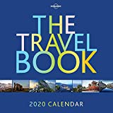 2020 The Travel Book Daily Desktop Calendar by Lonely Planet