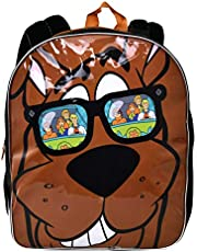 "Scooby Movie 15"" Plain Front Backpack"