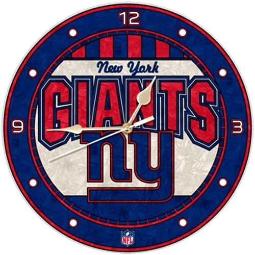new york giants wall clock - 7
