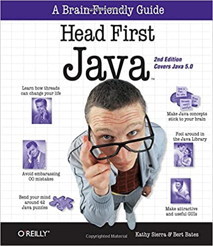 Head First Java, 2nd Edition: Kathy Sierra, Bert Bates