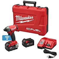 Milwaukee 2757-22 Fuel 1/4'' Hex Impact Driver Kit Price