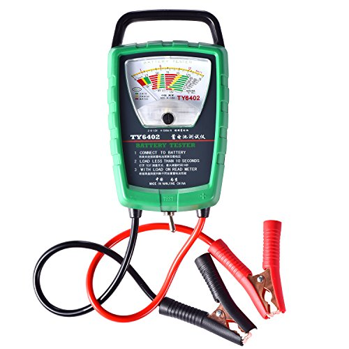 ELIKE TY-64 Lead-Acid Storage Battery Tester2-500A/h Rating Capacity by ELIKE