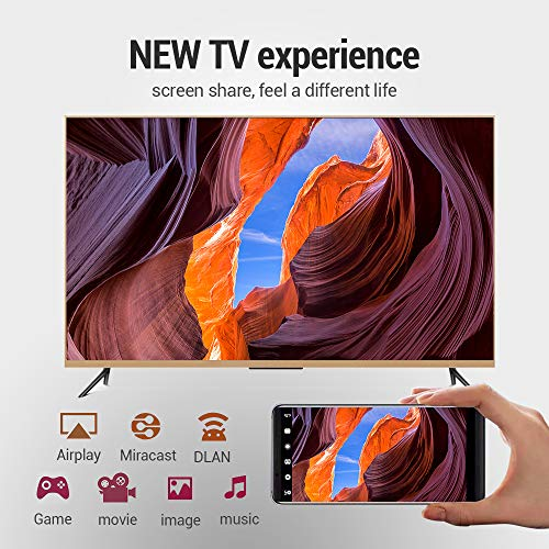 TV BOX Android, TaNix Hi6S Android 9.0 Box Hisilicon Con MIMO WiFi 2GB LPDDR4 +8GB eMMC /2.4G&5GHz/1080P UI Supporto 3D 4K HD H.265 HDMI DLNA Smart TV BOX