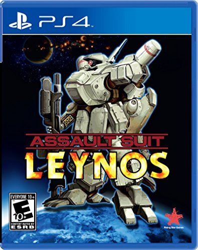 Assault Girl (Assault Suit Leynos - PlayStation 4)