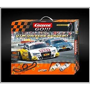 CARRERA 20062304 GO!!! - Rennbahn DTM Drivers Academy