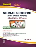 Golden Social Science : (With Sample Paper) A Book With a Difference for Class- VI (For 2019 Final Exams)