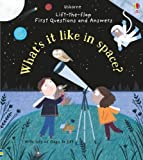 What's it Like in Space? (Lift-the-Flap First Questions and Answers)