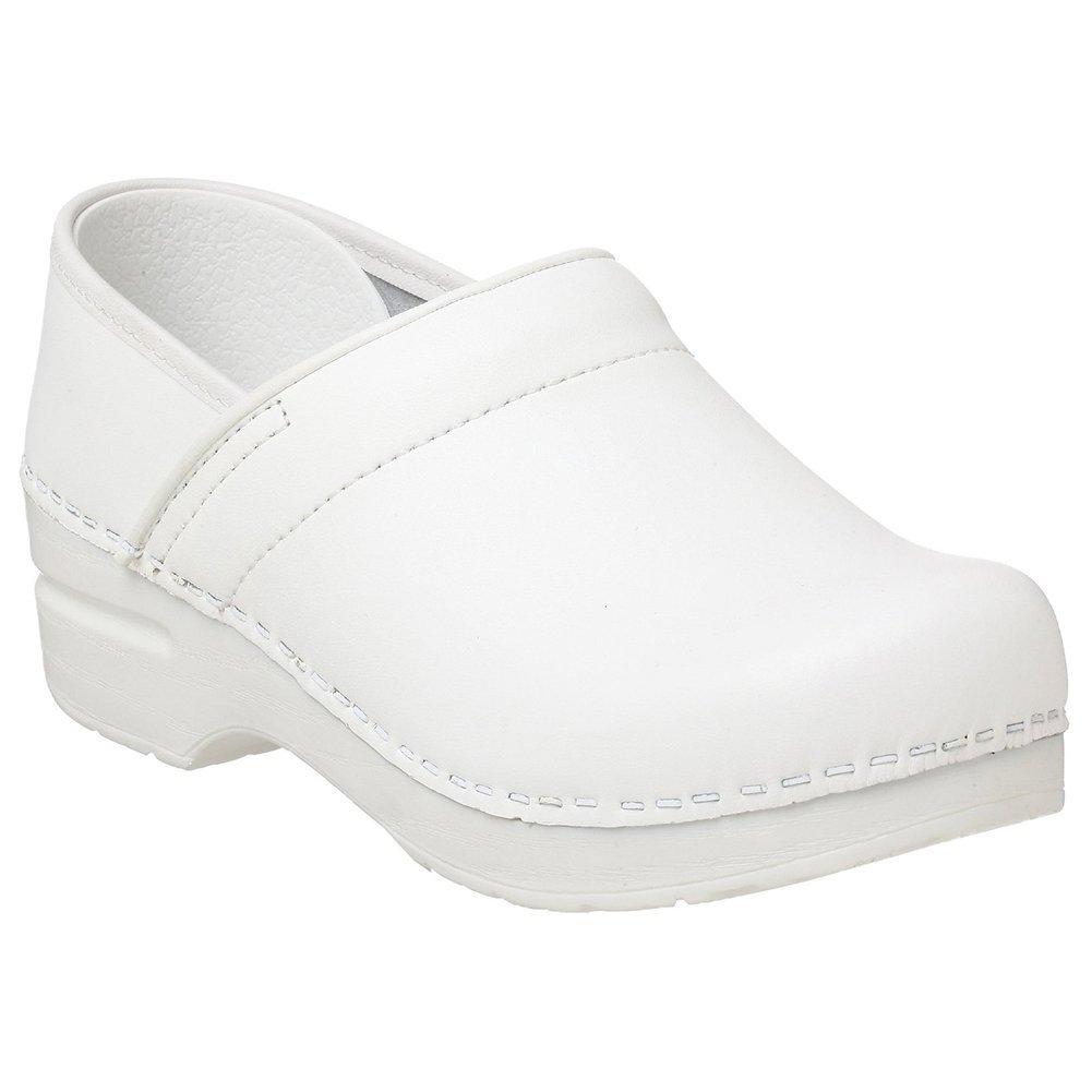 Dansko Narrow Pro Women Mules & Clogs Shoes, WhiteBox, Size - 37
