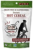 On The Go Paleo Hot Cereal Gluten & Grain Free Power Protein -- 8.2 oz
