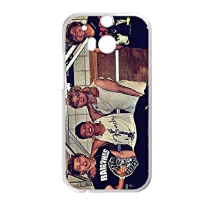 Happy AC/DC Phone Case for HTC One M8