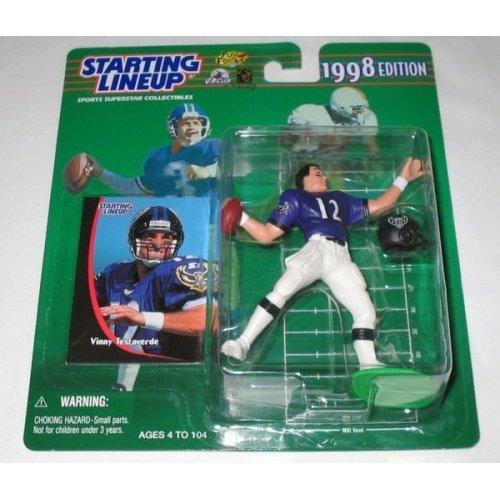 1998 Vinny Testaverde NFL Starting Lineup toy [ parallel import goods ]