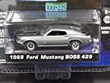 Greenlight 1/64 Hollywood Series 18 John Wick Movie (2014) 1969 Ford Mustang Boss 429 Die Cast Vehicle