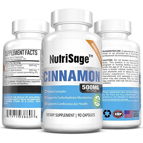 cinnamon extract chromium - 9
