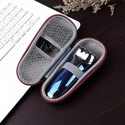 Sliveal Shaver Storage Bag EVA Estuche portátil Bolsa Protectora para Braun Series 3 Series 5 Series 7 Cost-Effective Beautifully: Amazon.es: Hogar