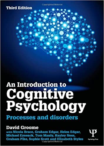 Amazon an introduction to cognitive psychology processes and an introduction to cognitive psychology processes and disorders 3rd edition fandeluxe Choice Image