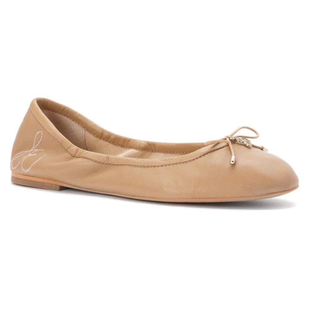 Nude Sam Edelman Women's Felicia Ballet Flat