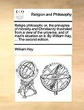Religio Philosophi, William Hay, 1140754742