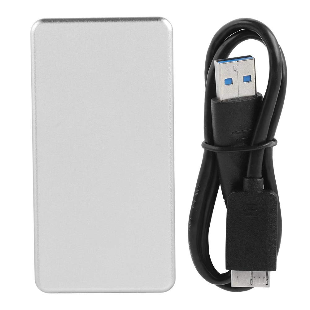 Zerone Mini SSD Portable External Solid State Drive Fast Data Transmission Encryption with Micro USB3.0 Cable 64G/ 128G/ 256G/ 512G(128G)