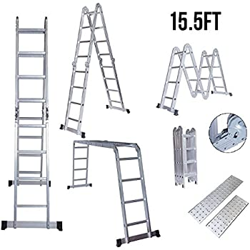 Telesteps 1800ep Osha Compliant Professional Extension Ladder 14 5