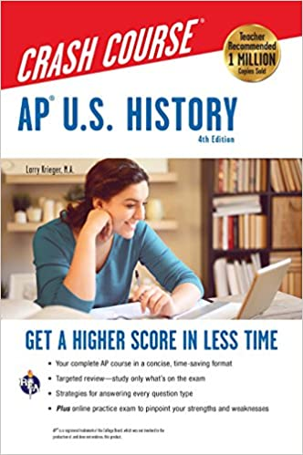 Amazon ap us history crash course 4th ed book online amazon ap us history crash course 4th ed book online advanced placement ap crash course ebook larry krieger kindle store fandeluxe Choice Image