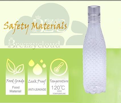 Brezzycloud Premium Quality Narrow Mouth BPA Free Pet