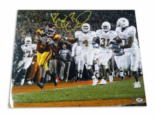 (Reggie Bush Signed Photograph - with