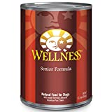Wellness Complete Health Natural Wet Canned Senior...
