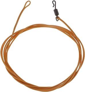 B Baosity Ligne de Pêche Corde Tresse Corde de Pêche à la Carpe 1m