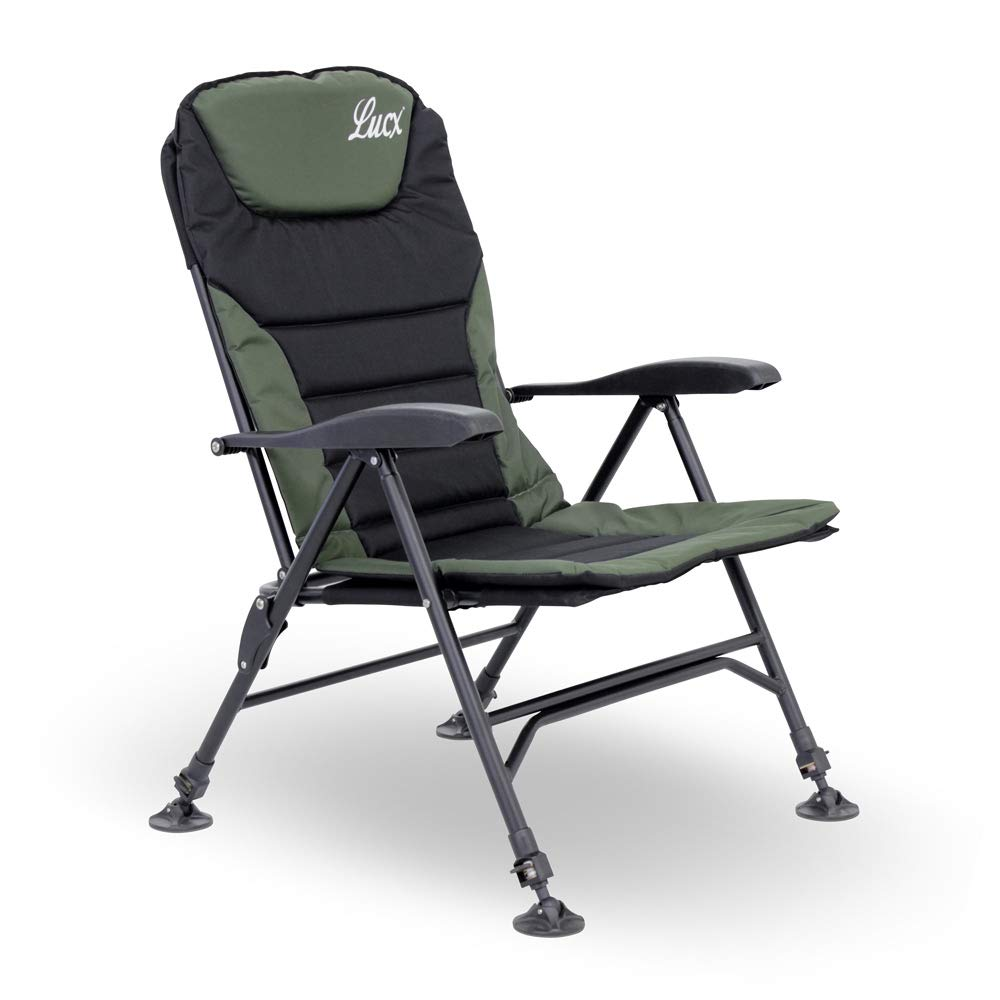 Carp Chair Lucx/® Karpfenstuhl Easyline Angelstuhl Gartenstuhl