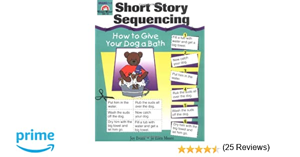 Amazon.com: Short Story Sequencing (9781557990297): Evan Moor: Books