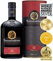 Bunna hab 12años de cerezo Islay Single Malt Scotch Whisky (1x 0
