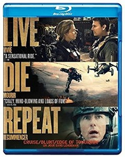 edge of tomorrow blu ray dvd - 2