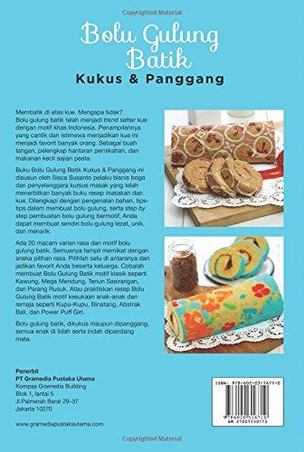Amazonfr Bolu Gulung Batik Kukus Panggang Sisca